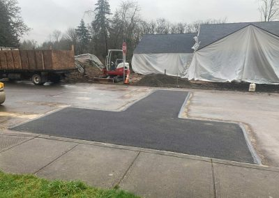 City of Winlock Road Work